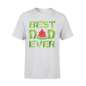 Best Dad Ever Watermelon Day T-Shirt