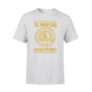 Mens Cotton Crew Neck T-Shirt - Everything 01