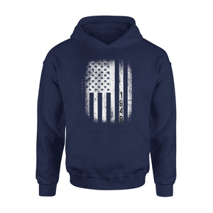 American Flag 1949 69th Years Old Premium Hoodie