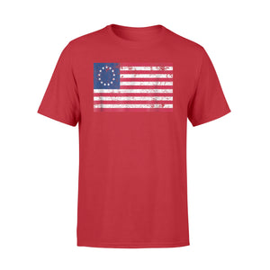 American Flag Old Glory United States Of America Usa T-Shirt
