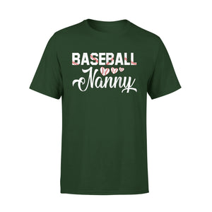 Baseball Nanny T-Shirt