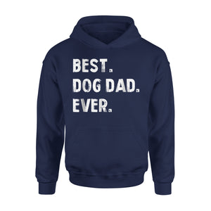 Best Dog Dad Ever 11 Hoodie