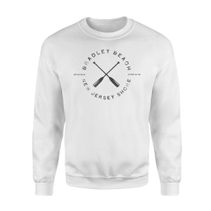Bradley Beach New Jersey Graphic Sweatshirt
