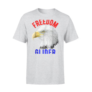 4th Of July Eagle Freedom Glider Independence Liberty Premium T-Shirt