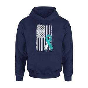Cervical Cancer Awareness Premium Hoodie