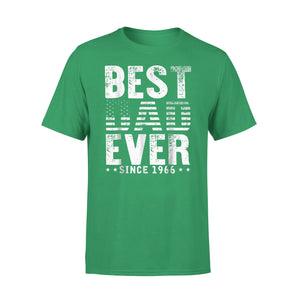 Best Dad Ever Since 1966 52Nd T-Shirt