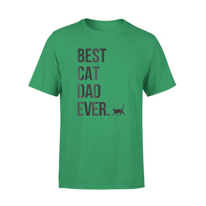 Best Cat Dad Ever 02 T-Shirt
