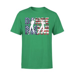 American 4th July Independence Day Dance Mon Premium T-Shirt