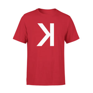 Backwards K Strikeout Baseball Softball Pitcher T-Shirt