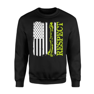 American Veteran Respect Sweatshirt