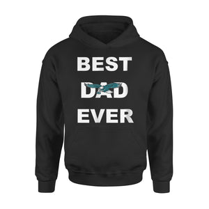 Best Eagles Dad Ever 02 Hoodie