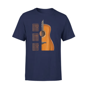 Beautiful Dad Chords Acoustic T-Shirt