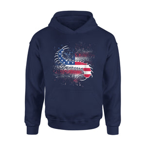 Centipede Independence Day Premium Hoodie