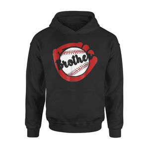 Baseball Brother Hoodie