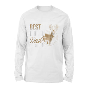 Best Buckin Dad Ever 01 Long Sleeve T-Shirt