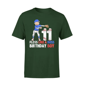 11 Year Old Birthday Baseball T-Shirt