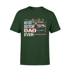 Best Buckin Dad Ever 04 T-Shirt