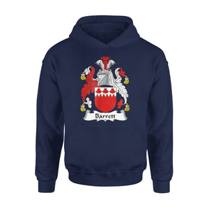 Barrett Coat Of Arms Hoodie