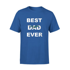 Best Eagles Dad Ever T-Shirt