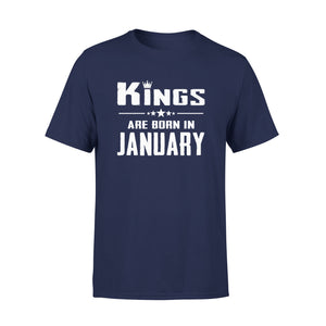 Kings Are Born In January 01