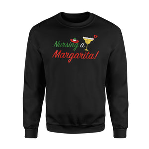 Cinco De Mayo Nurse Funny Margarita Sweatshirt