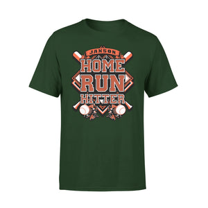 Baseball Custom Name Jaxson Graphic Design Apparels T-Shirt