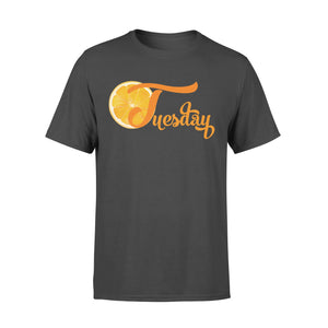 Tuesday Fruit Seven-Day Of The Week - Premium T-shirt