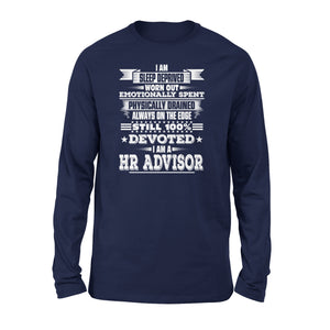 I Am A Hr Advison