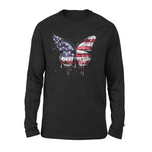 American Butterfly Premium Long Sleeve T-Shirt