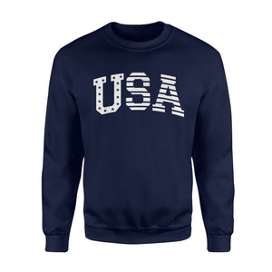 4th Of July Usa America Sweatshirt