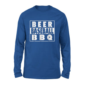 Beer Baseball Bbq - Straight Outta Style Gift For Dad