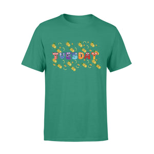 Tuesday Fruit Evil Style Seven-Day Of The Week - Premium T-shirt