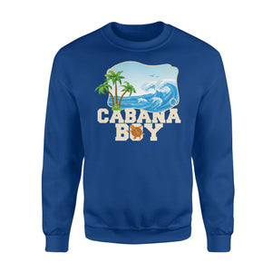 Cabana Boy Beach Cruise Sweatshirt