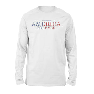 4th Of July Premium Long Sleeve T-Shirt