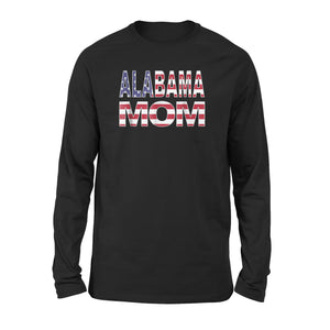 Alabama Mom Premium Long Sleeve T-Shirt