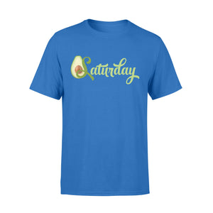 Saturday Fruit Seven-Day Of The Week - Premium T-shirt