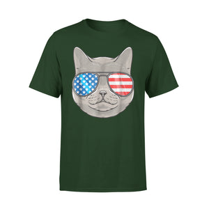 4th Of July Cat T-Shirt