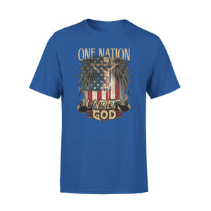 One Nation Under God 01 Premium T-Shirt