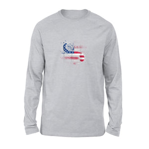 Centipede Independence Day Premium Long Sleeve T-Shirt