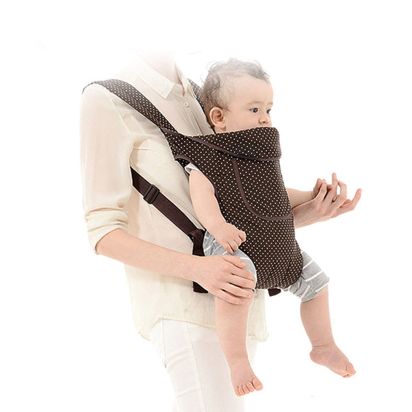 0-3 Years Old Kangaroo Breathable Four Seasons Use  Front Facing  Baby Carrier Comfortable Sling Baby-Carrying Backpack