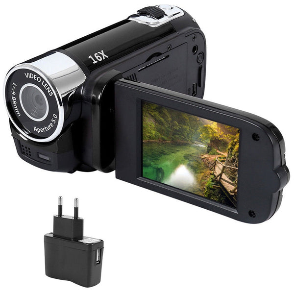 1080P Anti-shake Gifts Digital Camera Portable Clear Camcorder Professional High Definition Shooting Wifi DVR Night Vision