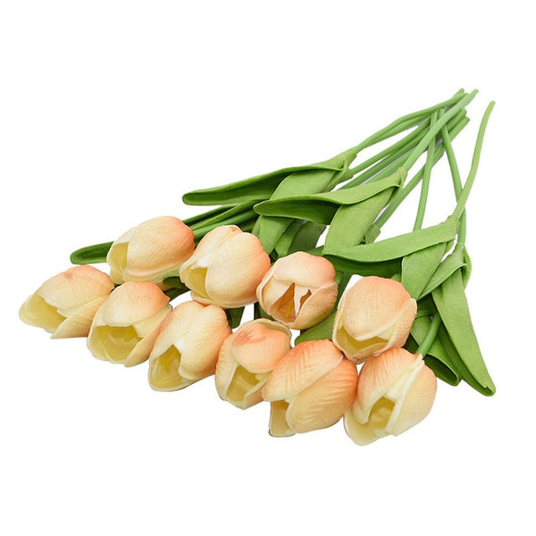 10Pcs High Quality Real Touch Calla Lily Artificial Flowers Calla Lily Bouquet For Wedding Bouquet Bridal Home Flower Decoration