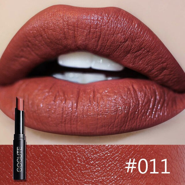 15 Colors Lip Stick Moisturizer Lipsticks Waterproof Long-lasting Easy to Wear Cosmetic Nude Makeup Lips