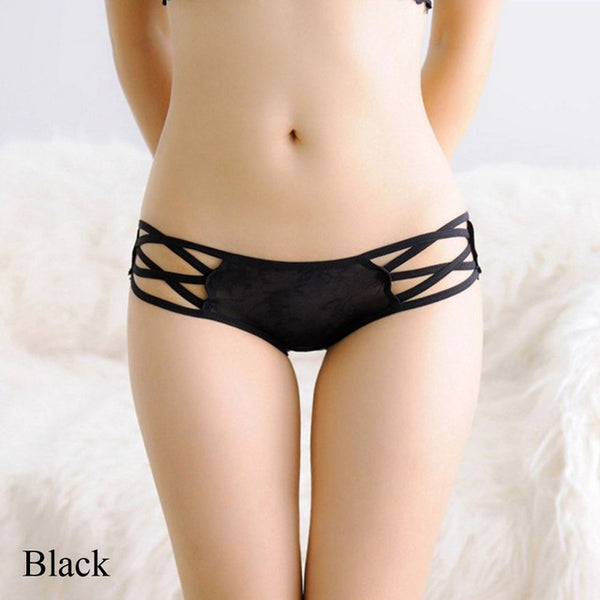 1PC Sexy Women Lady Hollow Briefs Underwear Knickers Panties Lingerie Thongs G-string Dress