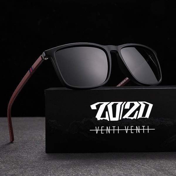 20/20 Design Brand New Polarized Sunglasses Men Fashion Trend Accessory Male Eyewear Sun Glasses Oculos Gafas PL400