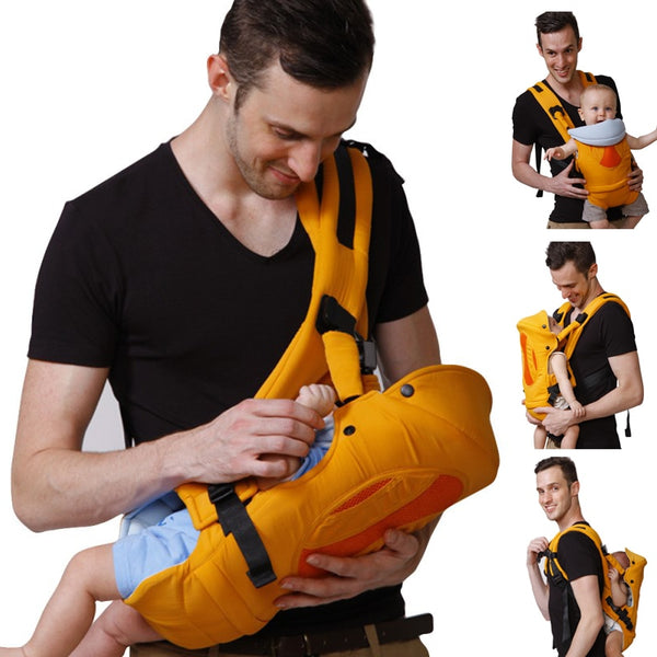 Hot Portable Baby Carrier Re-hold Infant Backpack Kangaroo Toddler Sling Mochila Portabebe Baby Suspenders For Newborn