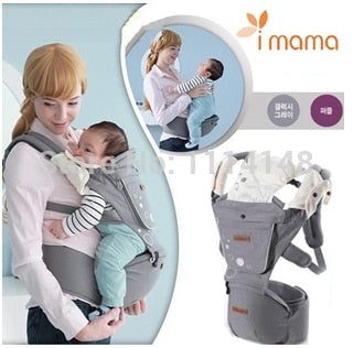 2018 Hot Selling Classic good qulity imama baby carrier baby Sling Toddler wrap Rider baby backpack/high grade Baby suspenders