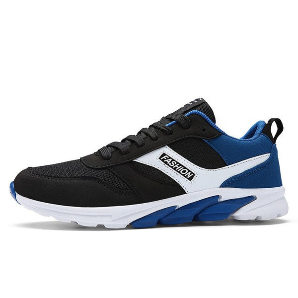 New Arrival Couples Athletic Shoes Black Blue Original Sneakers Autumn Men Outdoor Running Shoes Sport Trainers