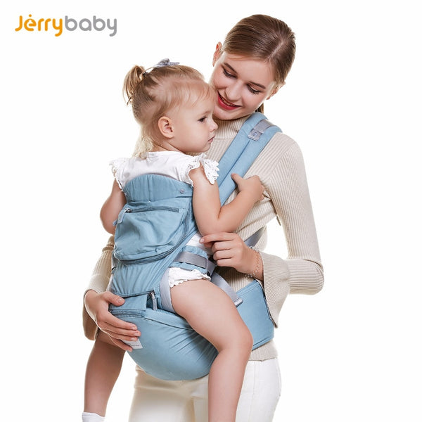 New Design Baby Carrier Hipseat Baby Stool Breathable Backpacks Cotton Sling Wrap Baby Carrier Front Backpack 0-36M 36Kg
