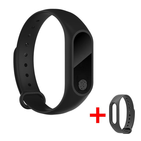 Newest Smart Band M2 Waterproof Band Heart Rate Monitor Bluetooth Smart Bracelet Sleep Fitness Tracker Pedometer Wristband